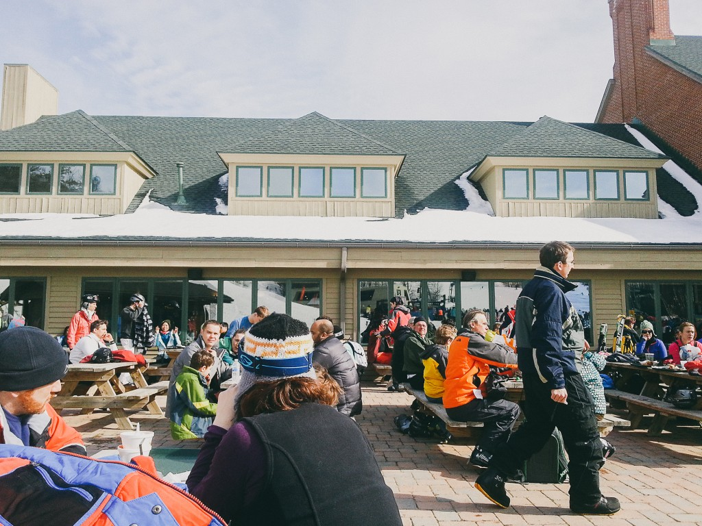 Learning to Ski at Whitetail Resort - Mercersburg, PA | On Flights + Feasts
