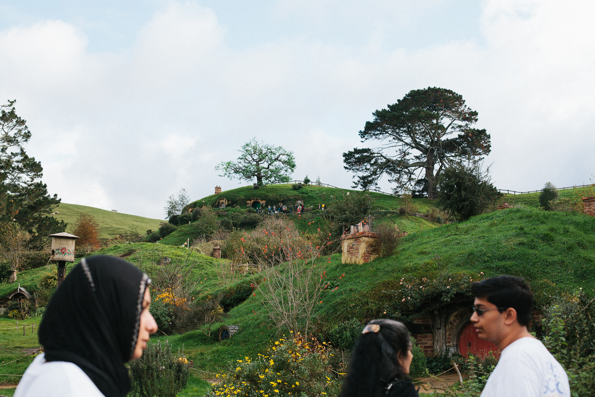 Hobbiton, Matamata New Zealand