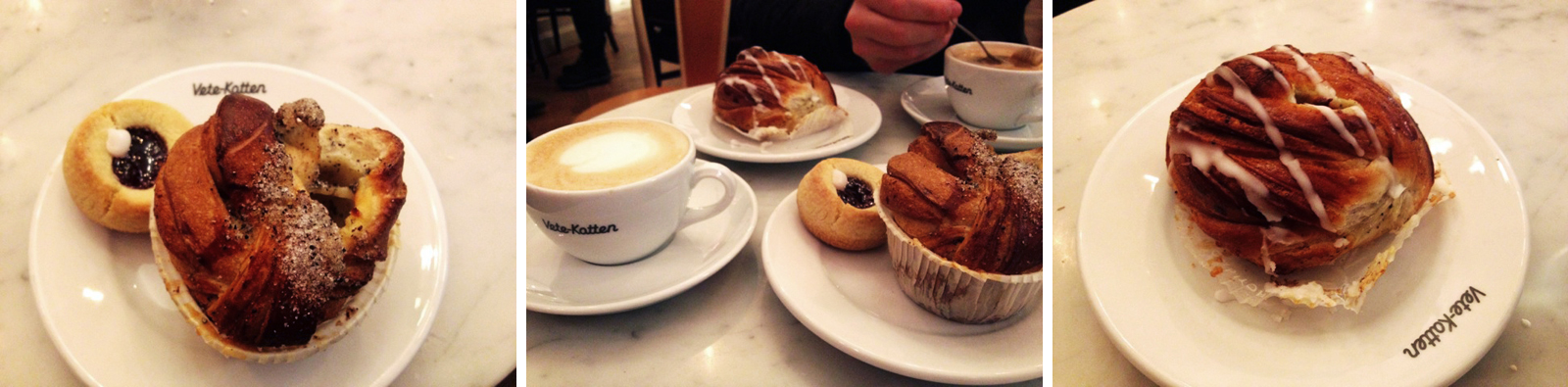 Stockholm - Coffee and Buns