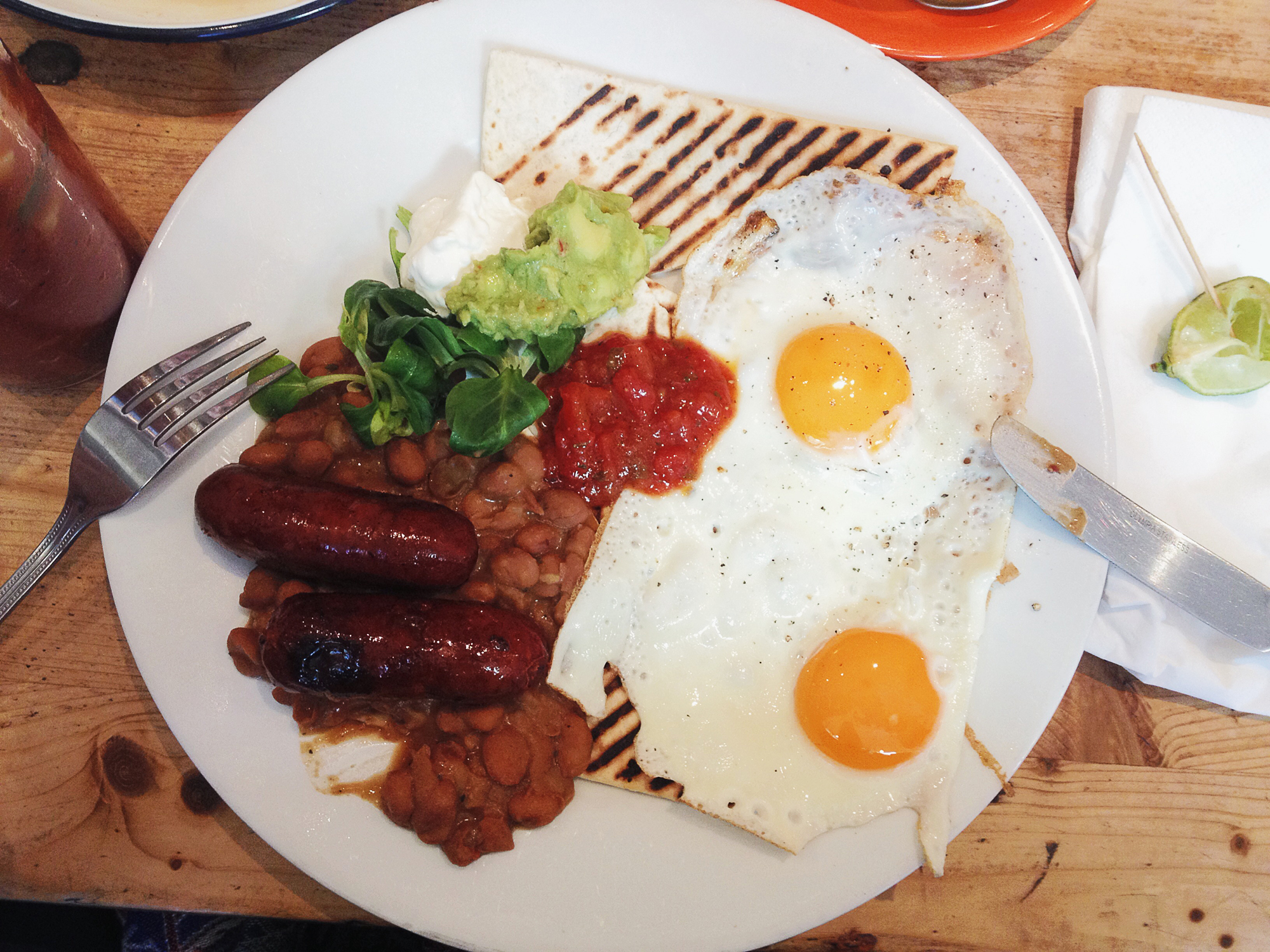 The Breakfast Club - London, UK | On Flights + Feasts